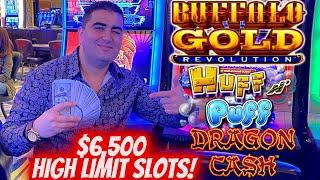 Let's Gamble $6,500 On High Limit Slots ! What Can I Win At Casino In Las Vegas | SE-9 | EP-25
