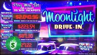 ++NEW Moonlight Drive In slot machine