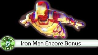 Iron Man slot machine, Encore Bonus