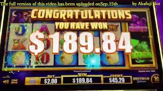 Slots Weekly Highlights #13, Sep 11th, 13rh & 15th•Unpublished-Jackpot Blazin' GEMS, Pechanga, Pokie