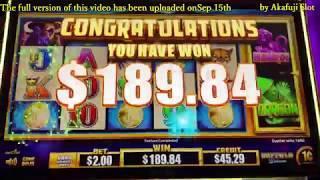 Slots Weekly Highlights #13, Sep 11th, 13rh & 15th•Unpublished-Jackpot Blazin' GEMS, Pechanga, Pokie