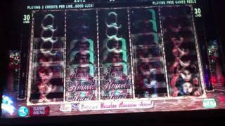IGT - Romeo and Juliet Slot Bonus - SugarHouse Casino - Philadelphia, PA