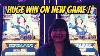 HUGE WIN! NEW GAME PAN AM!-MIGHTY LINK-MIGHTY CASH