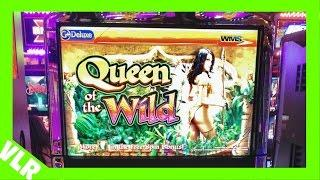 Queen of the Wild - Slot Machine LIVE PLAY - Freeplay Friday 64