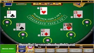 All Slots Casino Multi Hand European Blackjack
