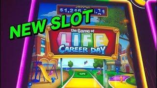 NEW SLOT: Sneak Peak of Game of Life Career Day (highish limit)