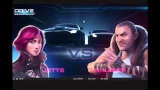 Drive Multiplier Mayhem - Super Mega Win - NetEnt