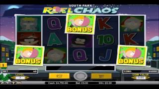 NetEnt South Park Reel Chaos Video Slot