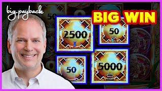 SHOCKING! Ultra Rush Gold Mythical Phoenix Slot - BIG WIN BONUS!!