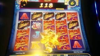 Wonder Woman Wild Slot Machine Bonus Compilation Bally