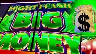 BIG MONEY $$$ MIGHTY CASH•AMAZING NEW SLOT TRY IT OUT• CASINO GAMBLING