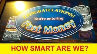 Family Feud Slot Machine *BIG WIN* Bonus- JUST HOW SMART ARE WE?!