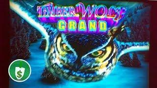 Timber Wolf Grand slot machine, bonus