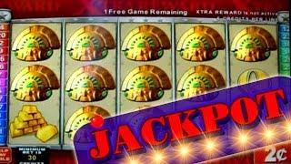 Live Bonus + JACKPOT!!! Quest for Riches - 2c Konami  Video Slots