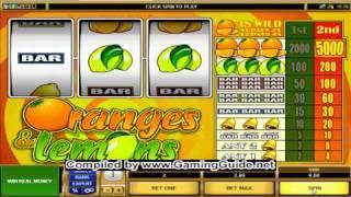 orange is the new black slot machine