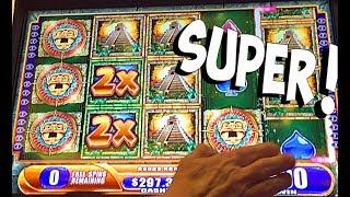MOM TRIES TO STOP THE MACHINE AGAIN & AGAIN!  LOL!! • SUPER WINS!! • BrentSlots