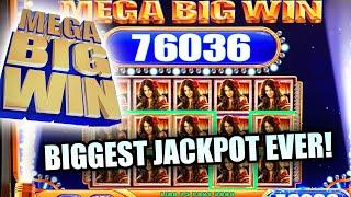 FULL SCREEN HIGH LIMIT JACKPOT! ★ Slots ★ NOT ONCE... BUT TWICE! ★ Slots ★ DESERT MOON SLOT MACHINE