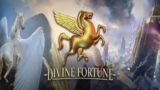 Divine Fortune - NetEnt Slot - BIG WIN - Major Jackpot - 1,60€ BET!