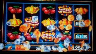 Cash Wheel Slot Machine Bonus - 12 Free Games Feature Win + Cash Wheel Spin