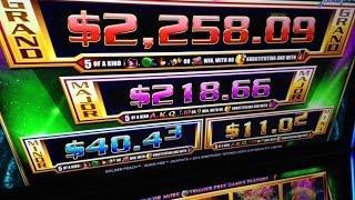 Quick Fire Golden Peach Slot Line Hit and Bonus -Aristocrat