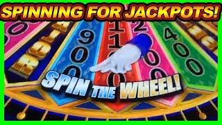 CASH SPIN DELUXE • BETTER THAN WHEEL OF FORTUNE! • LIVE PLAY AT THE GOLDEN NUGGET LAUGHLIN