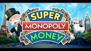 WMS Super Monopoly Money Slot | WHEEL SPIN MINIMUM BET | MEGA MEGA MEGA BIG WIN!!!!