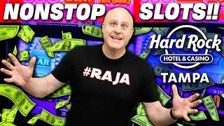 ★ Slots ★ BLINDED By The SLOTS at Hard Rock Tampa! ★ Slots ★ More INCREDIBLE Casino Action in Florid