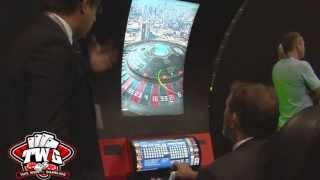 """IB"" Console Casino Game from Interblock"
