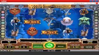 Boom Brothers Video Slots At Redbet Casino