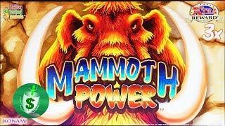 ++NEW  Mammoth Power slot machine, bonus