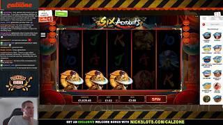 Casino Slots LIVE - 31/07/17 *Charity Donation & Cashout!*