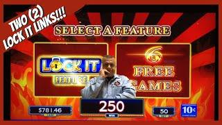 ⋆ Slots ⋆Lock It Link Huff & Puff/Loteria Don Clemente⋆ Slots ⋆