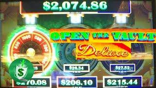 ++NEW Open the Vault Deluxe slot machine