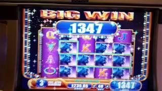 **BIG WIN 10c Denom**  Mystical Worlds Bonus!!!