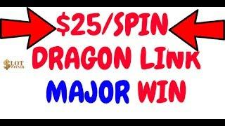 MAJOR WIN DRAGON LINK Slot Machine Slot #slot #slotwinner #pokie #pokies