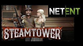 Steam Tower Online Slot from Net Entertainment