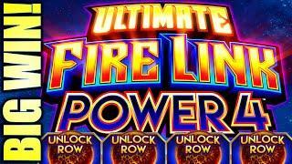 ⋆ Slots ⋆BIG WIN! POWER PLAY!⋆ Slots ⋆ NEW POWER 4 ULTIMATE FIRE LINK, POWER STRIKE, & POWER LINK Slot Machine (SG)