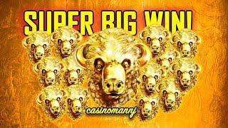 • •LOTS OF HEAD! • SUPER BIG WIN!! - BUFFALO GOLD SLOT -  - Slot Machine Bonus