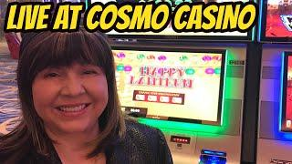 Live at Cosmo Casino-WIFI made parts of this video Blurry-Sorry