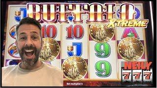 BUFFALO EXTREME • BONUSES AND BIG WINS FOR DAYS! SLOT WINS WITH NEILY777