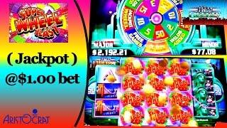 ( Re - Post ) Jackpot !!! - Aristocrat : Wheel Blast  Miss  Liberty