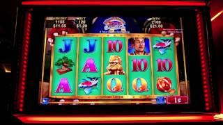 Konami - China Dream Slot Machine Bonus **NEW**