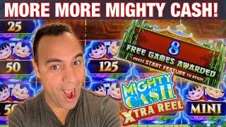 •MIGHTY CASH XTRA REEL!! | Dragon Link & Reel Riches BONUS!! •