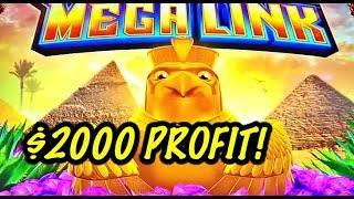 $2000 Profit on High Limit Ultra Hot Mega Link