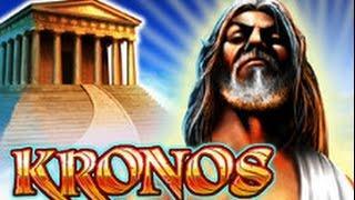 WMS Kronos - Progressive Chasing - 3 Videos - MINOR PROGRESSIVE