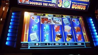 Mid-Night Drive In Slot Machine Bonus Win (queenslots)