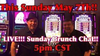 LIVE STREAM!!! Chat with the Boys!! It's Sunday Brunch with Windy City Frenzy!