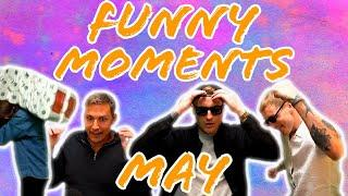⋆ Slots ⋆ CASINODADDY FUNNY MOMENTS & BIG WINS - MAY 2021 (HILARIOURS VIDEO COMPILATION) ⋆ Slots ⋆