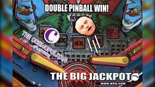 Double Win On Pinball Slots @ The Cosmopolitan In Las Vegas!