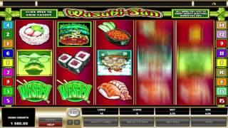 Free Wasabi-San Slot by Microgaming Video Preview | HEX